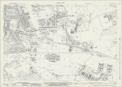 Kent IX.7 (includes: Darenth; Dartford; Stone) - 25 Inch Map