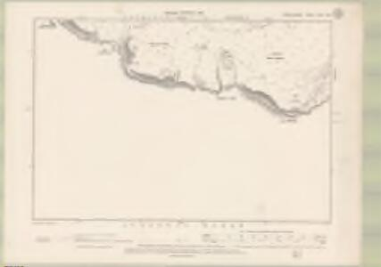 Argyll and Bute Sheet XXIV.SW - OS 6 Inch map