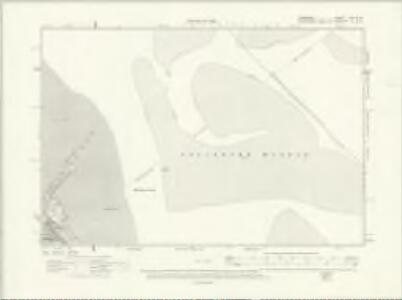 Cheshire XXI.NW - OS Six-Inch Map