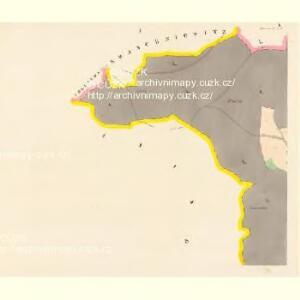 Jettenowitz (Jetenowice) - c2866-1-001 - Kaiserpflichtexemplar der Landkarten des stabilen Katasters