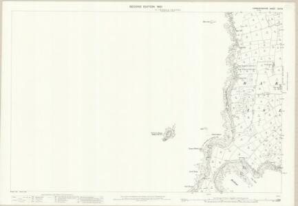 Caernarvonshire XLVI.9 (includes: Bardsey Island) - 25 Inch Map