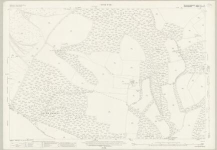 Buckinghamshire XL.12 (includes: Lewknor; Stokenchurch) - 25 Inch Map