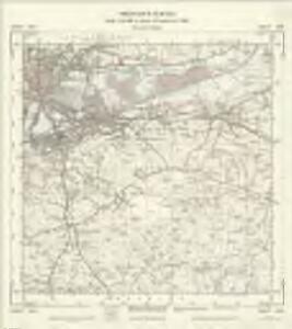 SJ68 - OS 1:25,000 Provisional Series Map