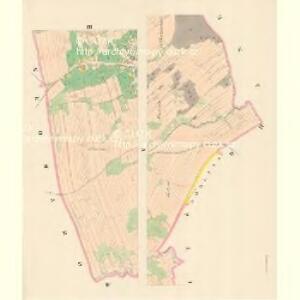 Kladerub - m1183-1-003 - Kaiserpflichtexemplar der Landkarten des stabilen Katasters