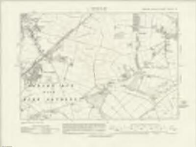 Yorkshire CCLXXVII.NE - OS Six-Inch Map
