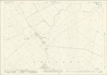Oxfordshire XXVIII.3 (includes: Ambrosden; Arncott; Blackthorn; Piddington) - 25 Inch Map