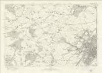 Derbyshire LVIIa - OS Six-Inch Map