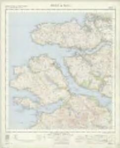 Sound of Mull - OS One-Inch Map