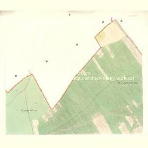 Niwnitz - m2006-1-005 - Kaiserpflichtexemplar der Landkarten des stabilen Katasters
