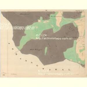 Linden - c4095-1-005 - Kaiserpflichtexemplar der Landkarten des stabilen Katasters