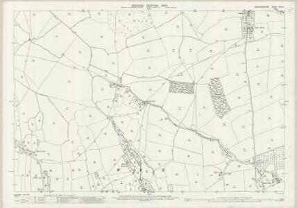 Herefordshire XXV.14 (includes: Norton Canon; Staunton On Wye) - 25 Inch Map