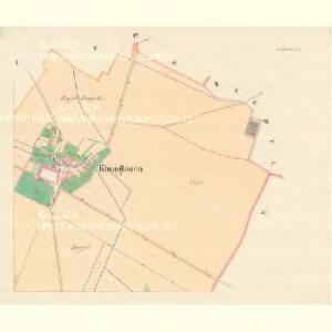 Königlosen - m1337-1-004 - Kaiserpflichtexemplar der Landkarten des stabilen Katasters
