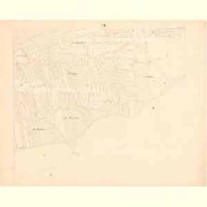 Elexnitz - c5449-1-007 - Kaiserpflichtexemplar der Landkarten des stabilen Katasters