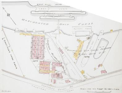 Insurance Plan of the City of Manchester Vol. IV: sheet 121-2