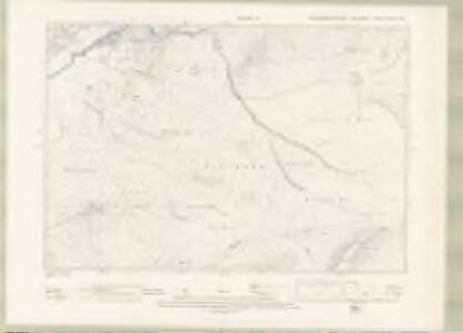 Kirkcudbrightshire Sheet XXIV.NW - OS 6 Inch map