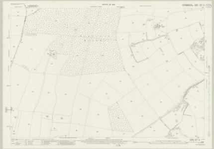 Cambridgeshire XXXII.14 (includes: Godmanchester; Graveley; Offord Cluny; Offord Darcy; Papworth St Agnes) - 25 Inch Map