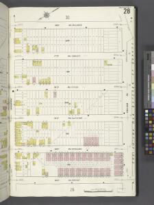 Queens V. 2, Plate No. 28 [Map bounded by 18th Ave., Graham Ave., 13th Ave., Broadway]