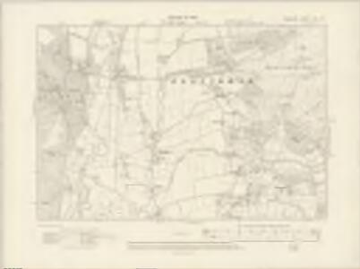Hampshire & Isle of Wight LXX.NE - OS Six-Inch Map