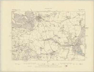 Gloucestershire XLVI.NW - OS Six-Inch Map