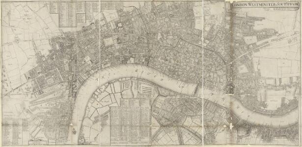 LONDON, WESTMINSTER & SOUTHWARK