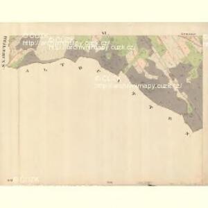 Schlagles - c7745-1-006 - Kaiserpflichtexemplar der Landkarten des stabilen Katasters