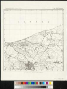 Meßtischblatt 1837 : Bad Doberan, 1927
