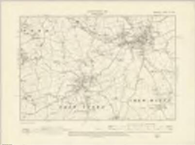 Somerset XII.SW - OS Six-Inch Map