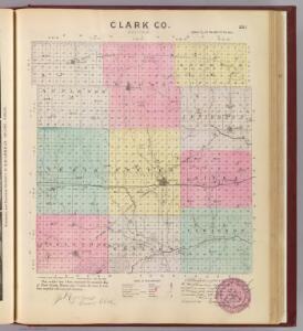 Clark Co., Kansas.