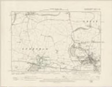 Northamptonshire XV.NE - OS Six-Inch Map