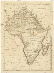 Übersichts Karte von Africa