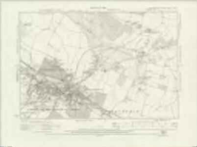 Hertfordshire XXXIII.NW - OS Six-Inch Map