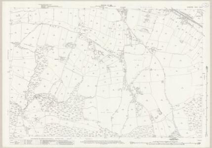 Derbyshire XVIII.5 (includes: Barlow; Chesterfield; Dronfield; Holmesfield; Unstone) - 25 Inch Map