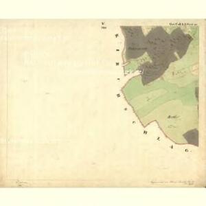 Tischlern - c6969-1-005 - Kaiserpflichtexemplar der Landkarten des stabilen Katasters