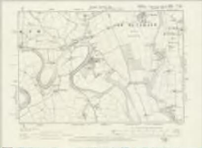 Durham LVII.NE - OS Six-Inch Map