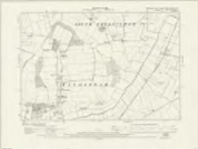 Yorkshire CCXLII.SE - OS Six-Inch Map