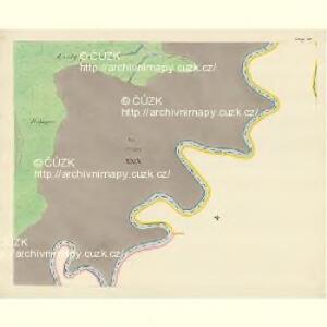Göding (Hodonin) - m0741-1-026 - Kaiserpflichtexemplar der Landkarten des stabilen Katasters
