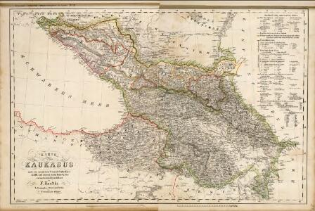 Composite: Kaukasus.