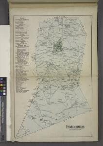 Freehold [Township]; Freehold Business Notices.
