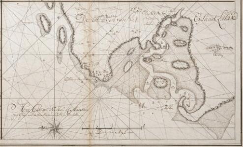 Het Gat van Naskou of Maschou int groot aen de Westkust van Laland in de Belt