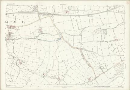 Derbyshire L.4 (includes: Dale Abbey; Stanley; West Hallam) - 25 Inch Map