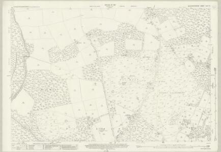 Gloucestershire XLVI.15 (includes: Tidenham; Woolaston) - 25 Inch Map