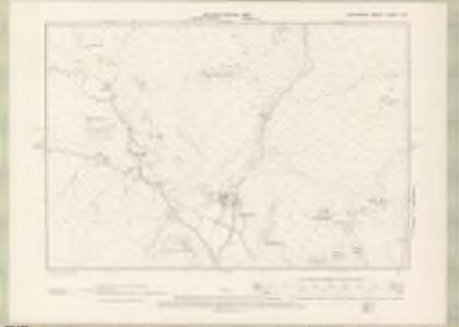 Perth and Clackmannan Sheet LXXXII.SW - OS 6 Inch map