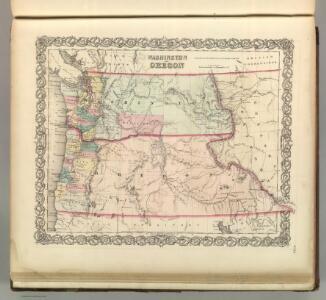 Washington and Oregon (and Idaho and Montana)