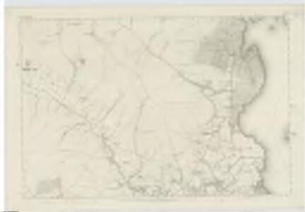 Dumbartonshire, Sheet XIII - OS 6 Inch map