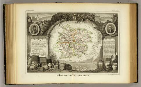Dept. De Lot et Garonne.