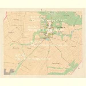 Ziawobrzesk - c9323-1-003 - Kaiserpflichtexemplar der Landkarten des stabilen Katasters