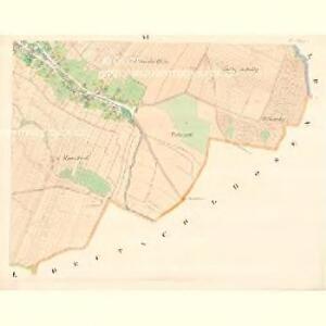 Treiblitz (Trobelec) - m3137-1-005 - Kaiserpflichtexemplar der Landkarten des stabilen Katasters