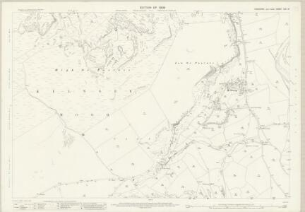 Yorkshire CXV.16 (includes: Conistone With Kilnsey) - 25 Inch Map