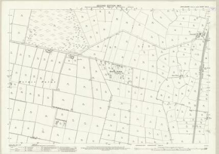 Lincolnshire XXV.6 (includes: Epworth; Haxey) - 25 Inch Map