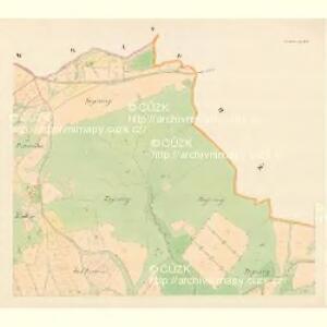 Kateržinetz - m1168-1-004 - Kaiserpflichtexemplar der Landkarten des stabilen Katasters